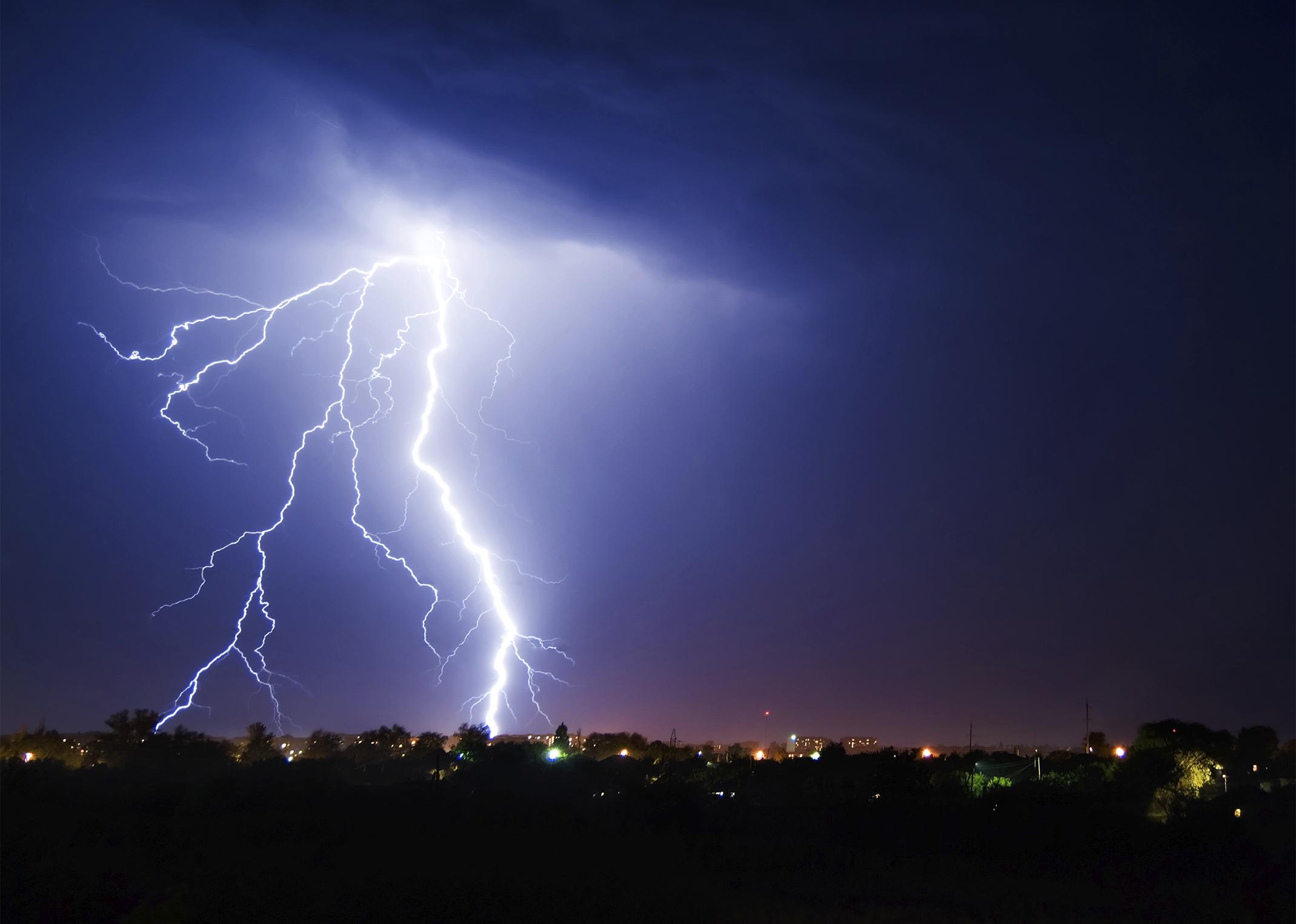 Lightning - Stock