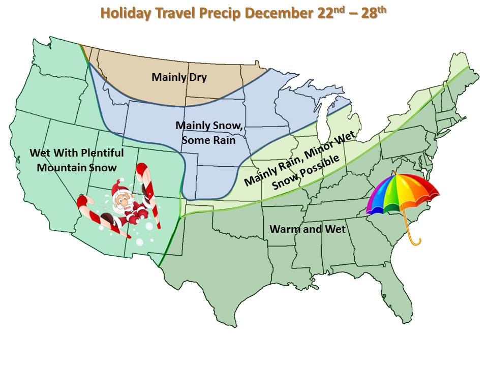 Holiday Travel Weather